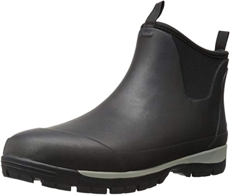 Kamik Men's Larslo New product Rain Boots Knit Cap Bundle Max 80% OFF