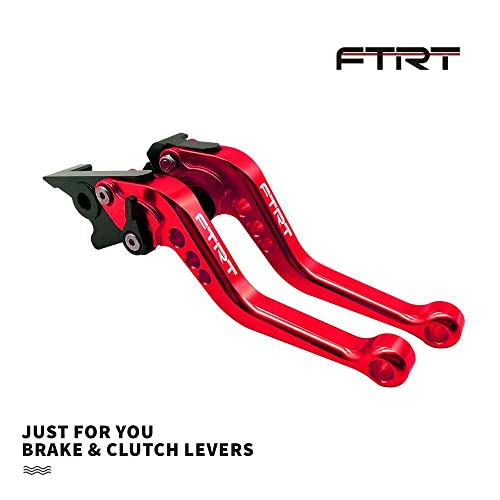 FTRT Short Brake Clutch Levers for Yamaha YZF R1 2002-2003, YZF R6 1999