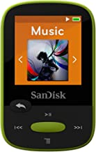 SanDisk Clip Clip Sport   - Reproductor MP3 , 8GB, Verde