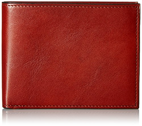 Bosca | Men's Executive Wallet With RFID Blocking in Italian Old Leather