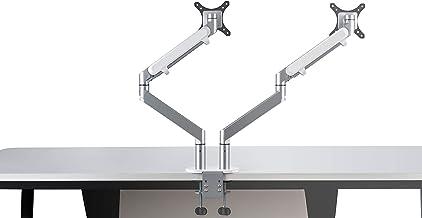 Alba Jamy Multidirectionele arm met dubbel scharnier, metaalgrijs en donkergrijs