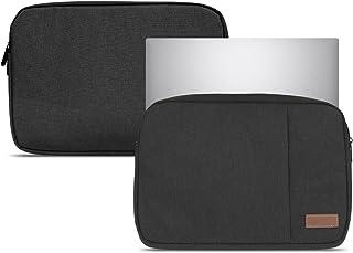 NAUC Notebook tas compatibel met Lenovo Yoga 9i 15,6 inch hoes laptop beschermhoes case cover in zwart blauw of grijs, kle...