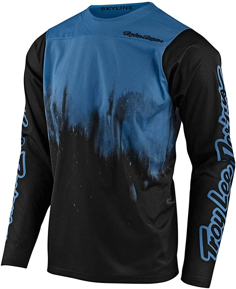 Skyline Jersey Diffuze Troy Lee Designs Mens Long Sleeve Mountain Bike All Mountain