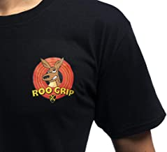 Roo Grip T-Shirt | Rooney Tunes | Black