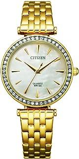 سيتيزن ساعة رسمية للنساء انالوج بعقارب ستانلس ستيل - ER0212-50Y