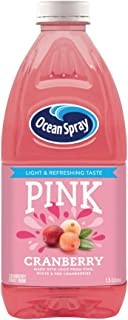 Ocean Spray Pink Cranberry, Light & Refreshing Taste, 1.5 l, Pink Cranberry