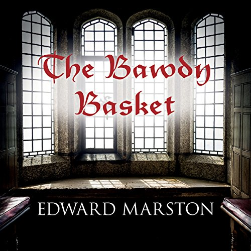 The Bawdy Basket audiobook cover art