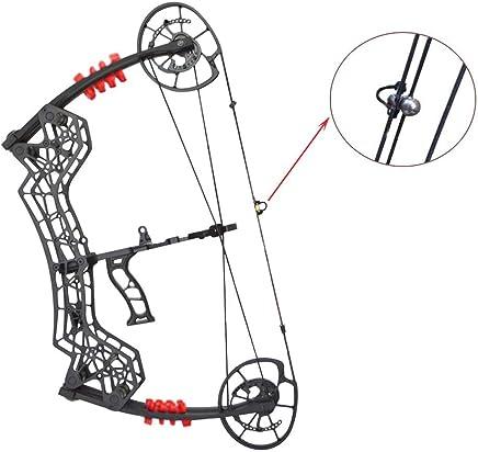 Lightleopard Bogenschie/ßen-Pfeilauflage rechts f/ür Recurve-Bogen und Compound-Bogen-Pfeil