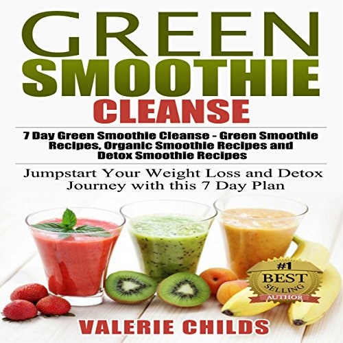 Green Smoothie Cleanse audiobook cover art