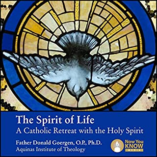 The Spirit of Life audiobook cover art