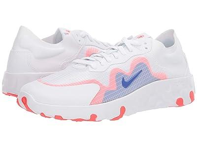 Nike Renew Lucent (White/Hyper Blue/Bright Crimson) Men