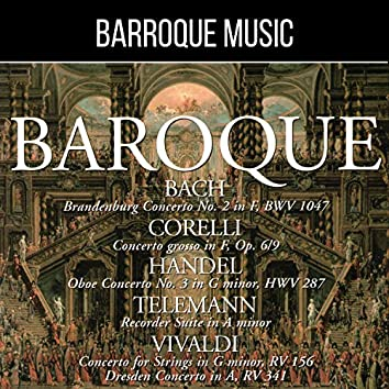 Various Composers: Barroque