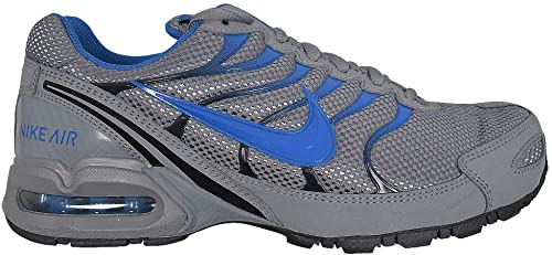 Nike Mens AIR MAX Torch 4, Cool grau Military Blau-schwarz, 13 D(M) US