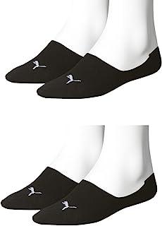 4 pair Footie Invisible Socks Gr. 35-46 Unisex