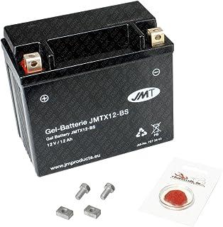 Gel Batterie für Honda VFR 750 F, 1990 1997 (RC36), wartungsfrei, inkl. Pfand €7,50