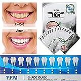 Bande Blanchiment Dentaire Y.F.M Kit Semaine Traitement 28 Stripes-...