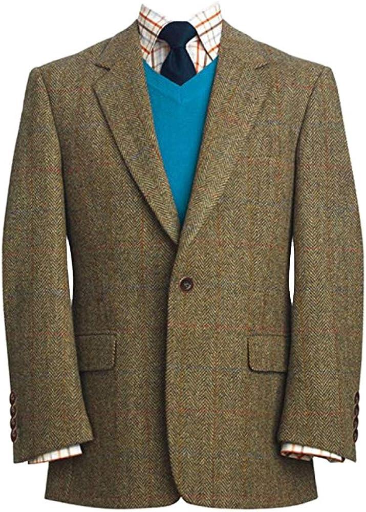 The Scotland Limited price Kilt Company Wool Blazer Authentic Premium Str Deluxe Mens