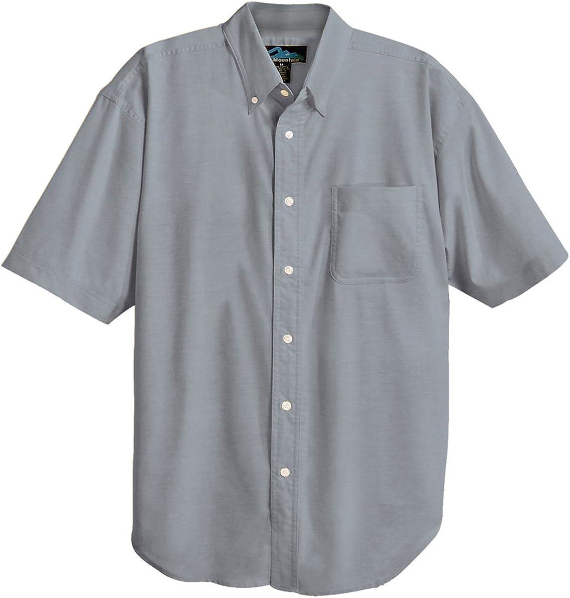 Tri-Mountain Men's DuPont Teflon Stain-Resistant Dress Shirt. 748 Retro