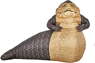 Morbid Enterprises Star Wars Jabba The Hut Lawn Inflatable