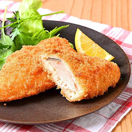 島の人 北海道産 秋鮭フライ