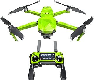 DJI Mavic 贴花套件 - 包括 1 个无人机/电池皮肤 + 控制器皮肤 Venom Mavic 2/Zoom DJIM2-VENM