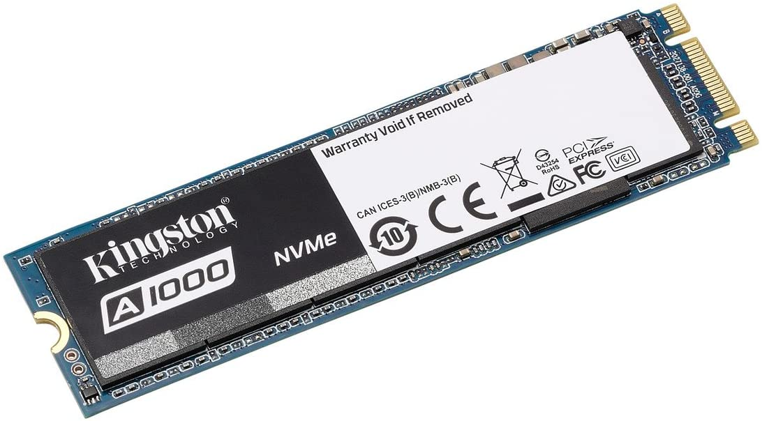 Kingston Our shop most popular Digital SA1000M8 240G A1000 240GB In Columbus Mall NVMe PCIe M.2 2280