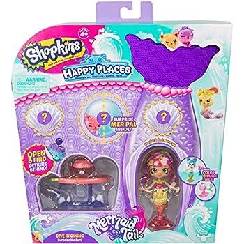 Shopkins Happy Places Surprise Me Pack - Dive | Shopkin.Toys - Image 1