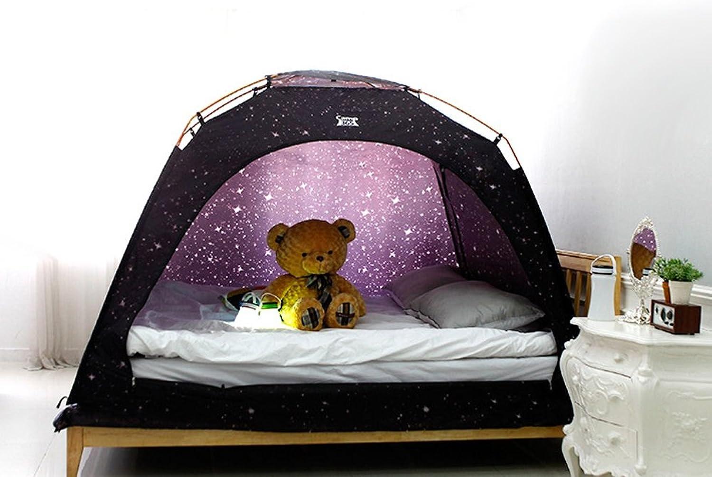 Camp 365Kinder-Spielzelt Privatsphre und auf Bed Sleep Cozy in drafty Raum, Starlight, S
