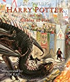 Harry Potter and the Goblet of Fire: Illustrated Edition (Harry Potter Illustrated Edtn) - J.K. Rowling