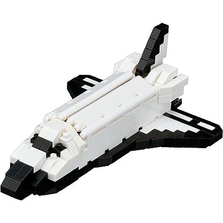 ナノブロック スペースシャトル オービター NBH_128