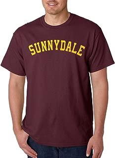 Sunnydale Buffy High School/vampire Slayer All Sizes (8002) (Burgundy)