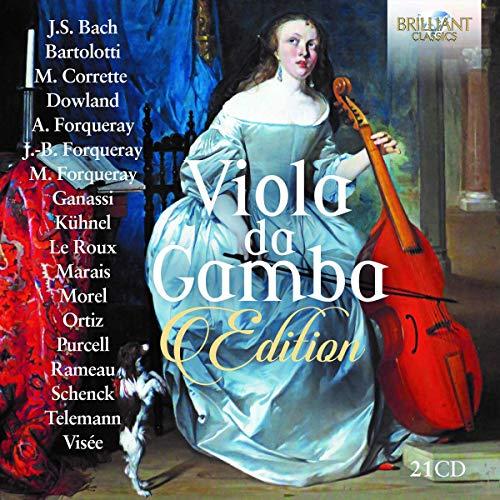 Viola Da Gamba-Edition