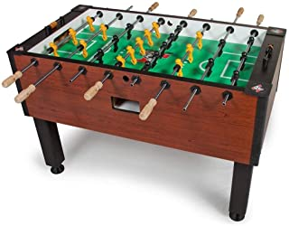 Tornado Foosball Table - Made in The USA - Commercial Tournament Quality Table Soccer Game for The Home