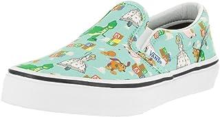Vans Classic Slip On Slip-On Boy's Shoes Size