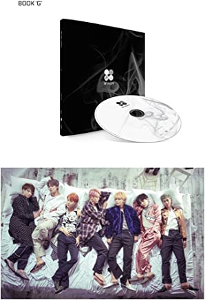[ G ver. ]BANGTAN BOYS 2nd BTS WINGS Vol. 2 Album CD +
