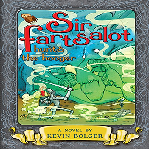 Sir Fartsalot Hunts the Booger cover art