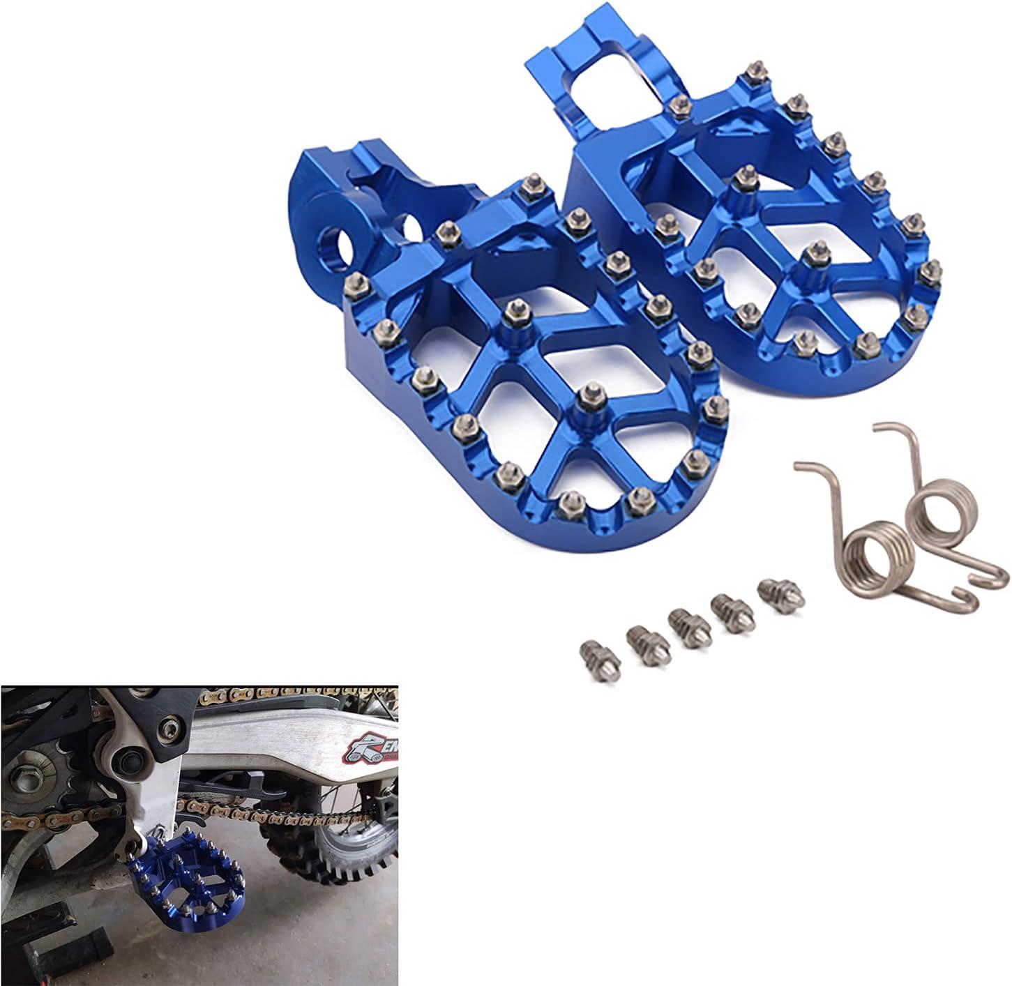 Dirt Bike Foot Pegs Pedal Footpegs For TC125 18-21 16-2 TC85 CNC Oklahoma City Mall Translated