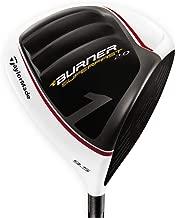 TaylorMade Burner Super Fast 2.0 Golf Driver, Right Hand, Graphite, 9.5-Degree, Stiff
