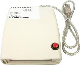 PCMCIA Memory Card Reader USB 2.0 Interface,Read Flash Disk/PCMCIA/PC Card ATA/ATA Card Flash Storage