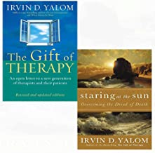 Gift of therapy, staring at the sun 2 books collection set