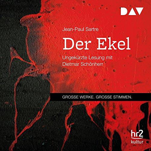 Der Ekel audiobook cover art