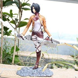 BBSC Ataque En Titán Bishoujo Mikasa · Ackerman Permanente Figura Figura De Acción Modelo Juguetes para Los Niños Los 24CM -Primera Clase