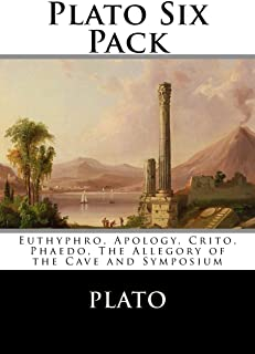 Sponsored Ad - Plato Six Pack: Euthyphro, Apology, Crito, Phaedo, The Allegory of the Cave and Symposium