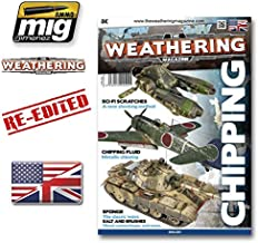 Ammo of Mig Jimenez The Weathering Magazine Issue 3. Chipping English #4502 by Ammo of Mig Jimenez