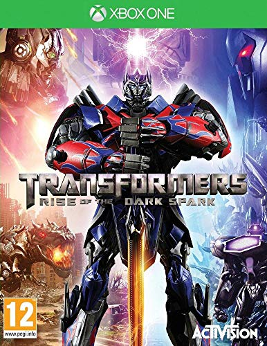 Activision Transformers: Rise of the Dark Spark, Xbox One Basic Francese videogioco