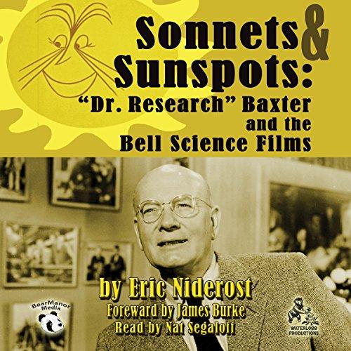 Sonnets & Sunspots audiobook cover art