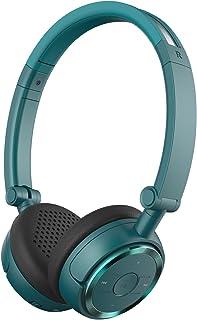 Edifier W675BT Auriculares Inalámbricos - Auriculares Bluetooth v4.1 On-Ear, Plegables con NFC Quick Connect - Azules