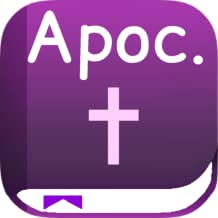 FREE Apocrypha / Deuterocanonical: Bible's Lost Books, King James Version KJV(Easy-to-use Android's Bible App with Audio Books, Auto-Scrolling, Notepad, Highlight &Offline) FREE BIBLE Ebook Reader! Note: This app may not work with old Kindles/Fires.