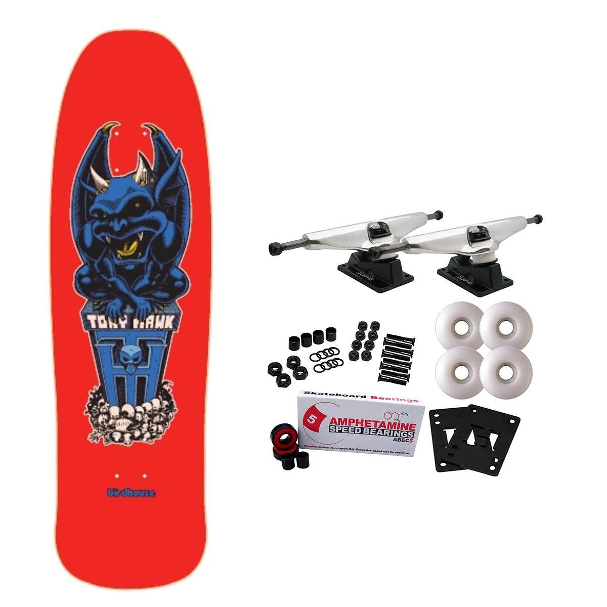 Birdhouse Skateboard Complete Gargoyle 9 375