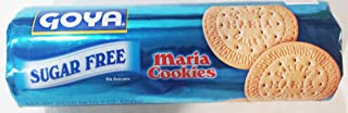 Goya Sugar Free Maria cookies. 7 oz. (Pack of 4)